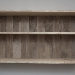 Shelving Unit in Sycamore and Ash
