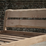 Bed Made of Oak and Ash